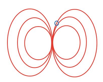 Эквипотенциальная поверхность магнитной компоненты шаг 4